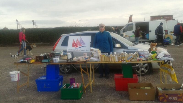 DSA's First Car Boot Sale